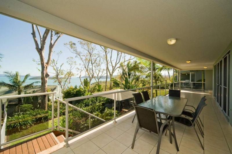 Balcony - Blue Water Views 09 - Hamilton Island - rentals