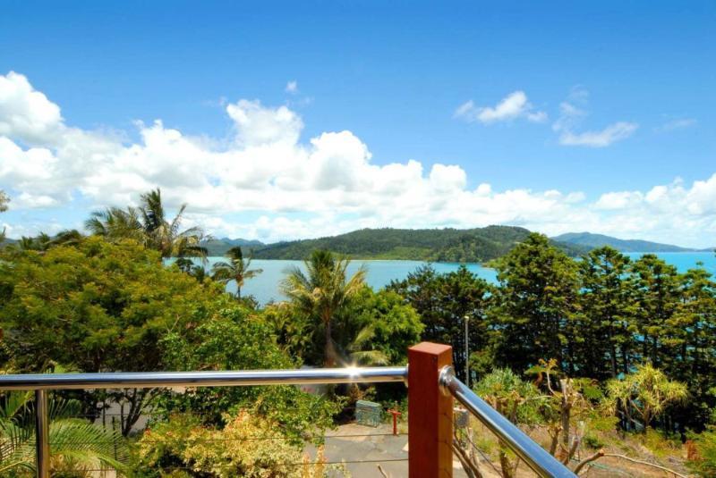 Balcony View - Cooinda Gardens 4 - Hamilton Island - rentals