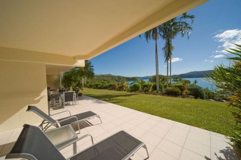 Patio View - Lagoon 004 - Hamilton Island - rentals