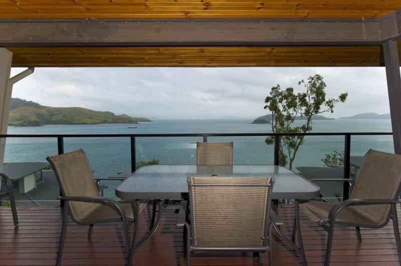Balcony - Shorelines 24 - Hamilton Island - rentals