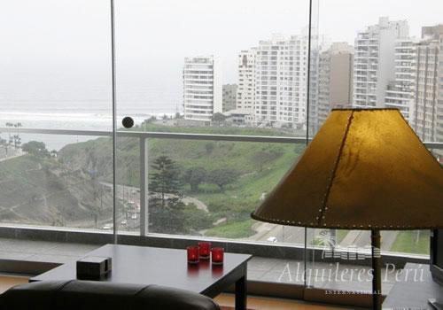 Peru Ocean view- Lima, Miraflores apartment - Image 1 - Lima - rentals
