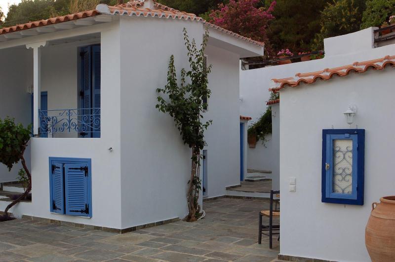 Villa Coco - Owner's Main House - Villa Coco Studios, Skiathos - Skiathos - rentals