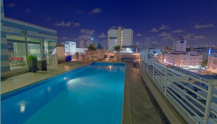 Roof Top Pool City View - 1052 OCEAN DRIVE-VERSACE MANSION ONE BEDROOM - Miami Beach - rentals