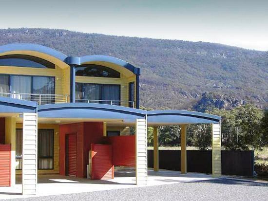 Exterior view of Halls Gap Getaway - Halls Gap Getaway - Halls Gap - rentals