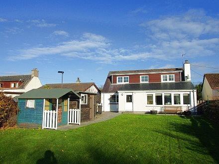 Cathy's Cottage - Image 1 - Dornoch - rentals