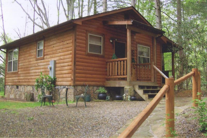 lul a buy waterfall cabin - Garden of Eden Cabins - Cosby - rentals