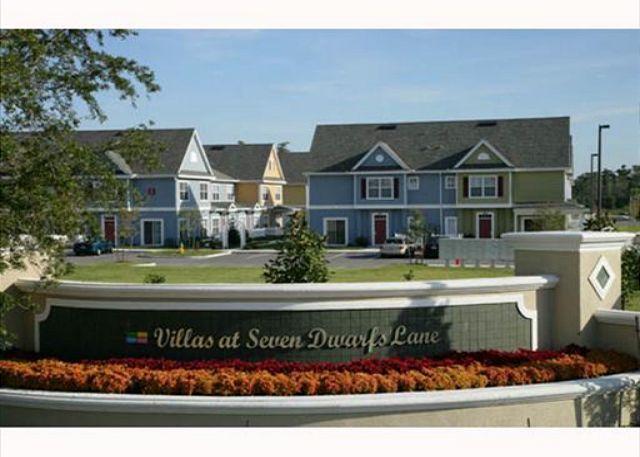 The Villas at Seven Dwarfs - 3 Bedroom Townhouse at The Villas at Seven Dwarfs (sg) - Kissimmee - rentals