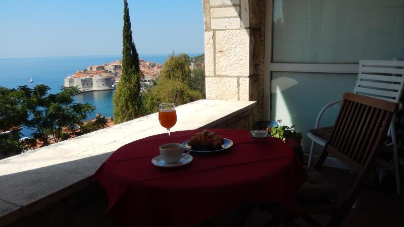 balcony - ELENA SUITE - Dubrovnik - rentals