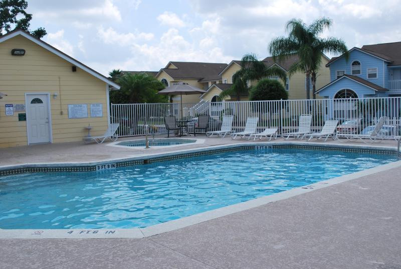 Villas at Island Club Resort Swimming Pool - 1 - A Spacious Condo with Deluxe Decor at Island Club - Kissimmee - rentals