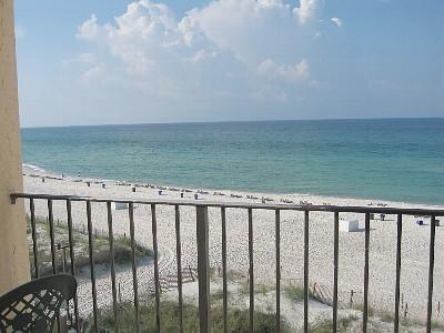 Enjoy the view from your own private balcony - 2 bed/2bath on the beach! $1350 a week - Panama City Beach - rentals