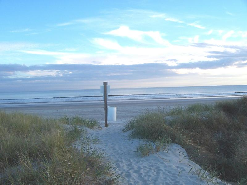 beach at 32nd street - Island Home is a - Sunset Beach - rentals