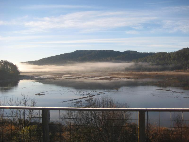 Tidal views over new Giacominni Wetlands - Location, Location, Location! We have it! - Point Reyes Station - rentals