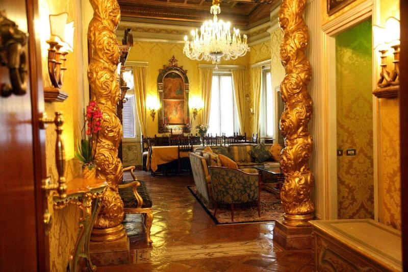 Pope Peretti Palace- Papal Suites - Image 1 - Rome - rentals