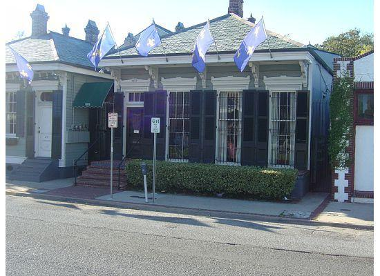 5BR/2BA Victorian Townhouse French Quarter - Image 1 - New Orleans - rentals