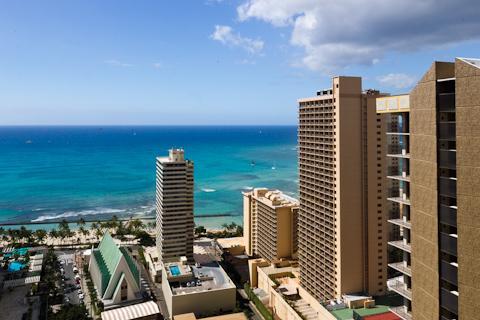 Waikiki Banyan - Waikiki Banyan Tower 1 Suite 3706 - Waikiki - rentals