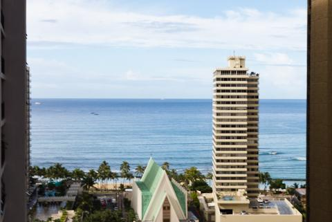 Waikiki Banyan - Waikiki Banyan Tower 2 Suite 2302 - Waikiki - rentals