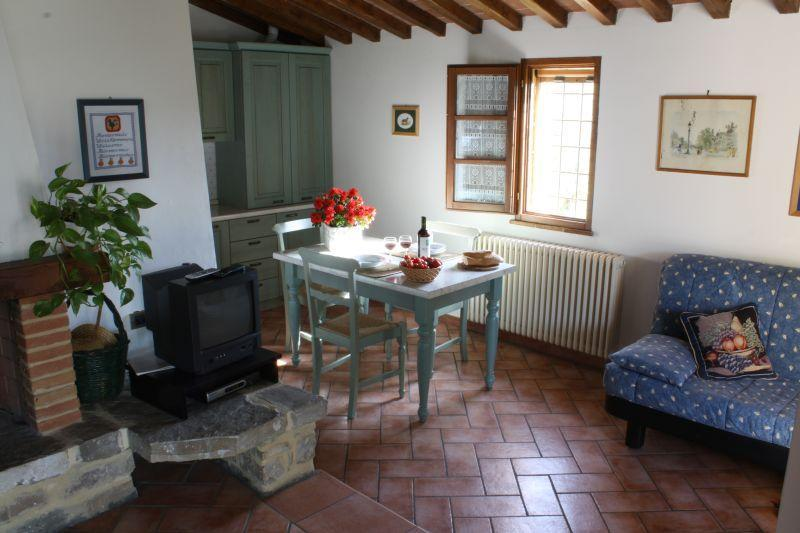 Charming apartment in a small Chianti Farmhouse - Image 1 - Barberino Val d'Elsa - rentals