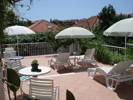 """Big  terrace - Cozy studio apartment """"Nina"""" Dubrovnik - Dubrovnik - rentals"""
