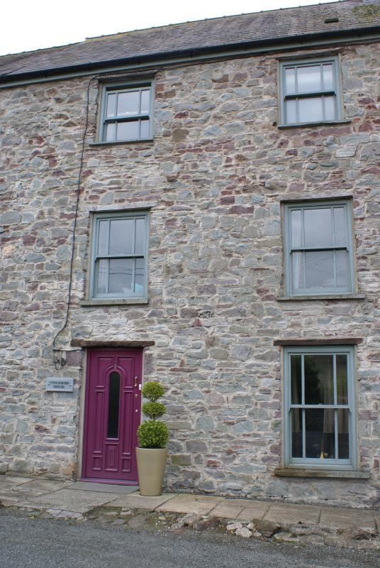 Longshore House - Historic property in the heart of Laugharne, Wales - Laugharne - rentals