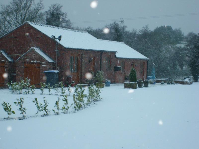 Winter Wonderland - Blakeley Barns  ( Holiday Cottage/Accommodation) - Stoke-on-Trent - rentals
