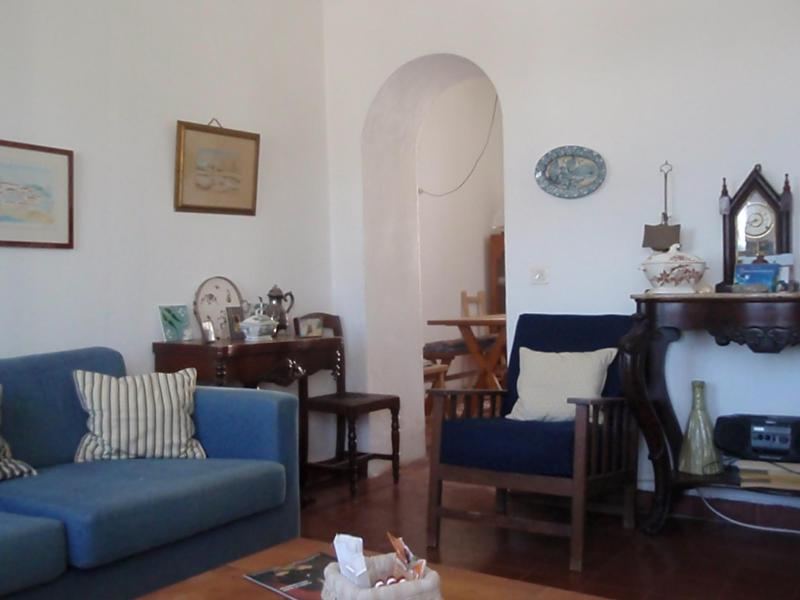 Sitting room - Family holiday house in central Carvoeiro - Carvoeiro - rentals
