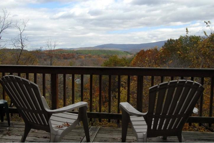 Shenandoah Valley Getaway with Hot Tub - Image 1 - Luray - rentals