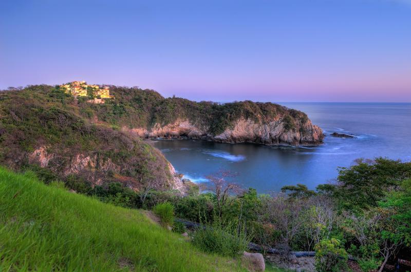 Las Palmas Resort - Oceanfront Weddings, Private Resort, Las Palmas - Huatulco - rentals