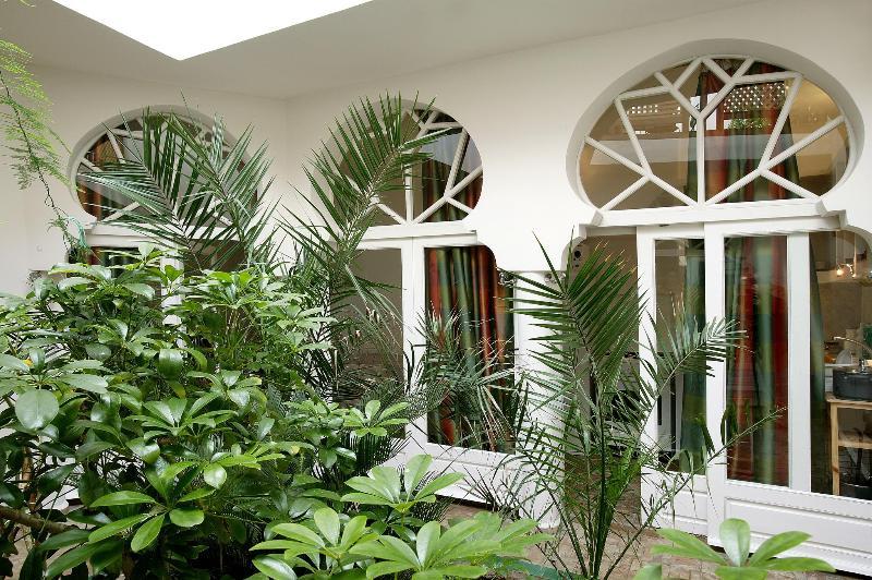 Courtyard - Dar Ronde - Essaouira - rentals