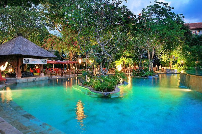 Swimming Pool - Luxury 2 Bedroom Nusa Dua Pool View Apartment - Nusa Dua - rentals