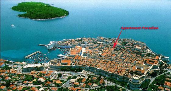 Apartment Paradise - Image 1 - Dubrovnik - rentals