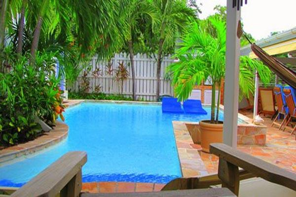 Unique Villa, living like the locals only steps away from the beach WV HON - Image 1 - Marigot - rentals