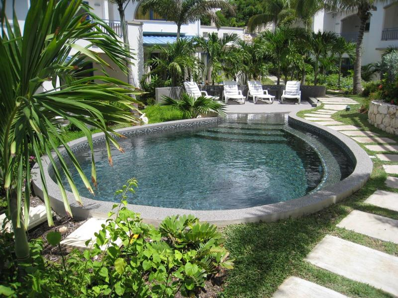 Pool - Blue Pelican Luxury Villas - Featured on HGTV! - Simpson Bay - rentals
