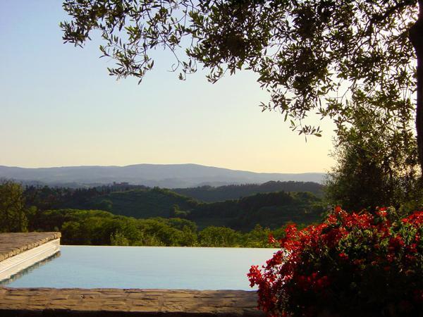 Casale di Villore - Villa in the Chianti Area - Image 1 - Poggibonsi - rentals