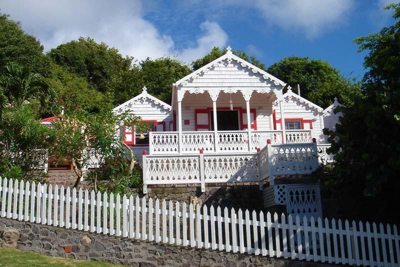 Flamboyant Cottage - Flamboyant Cottage, Saba - Great View & Pool! - Windwardside - rentals