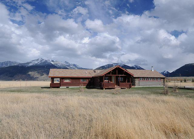 Busby Lane Cabin - Image 1 - Emigrant - rentals