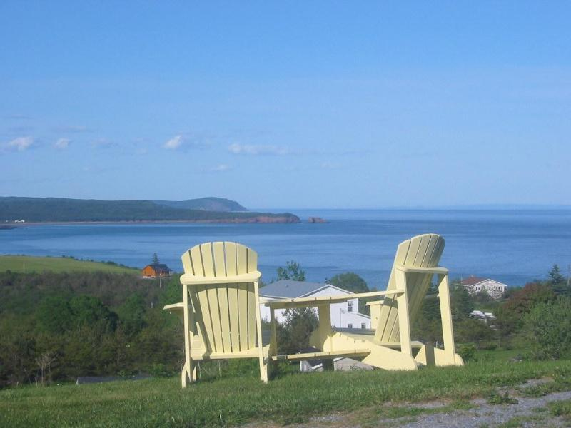 Scenic view from our front yard - Moore's SpecialtiesTourist Home and Gallery  /B&B - Saint John - rentals