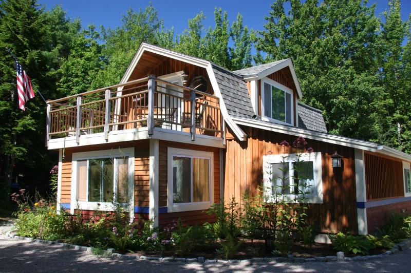 Anna's Carriage house - Anna's Quietside Cottages - Southwest Harbor - rentals