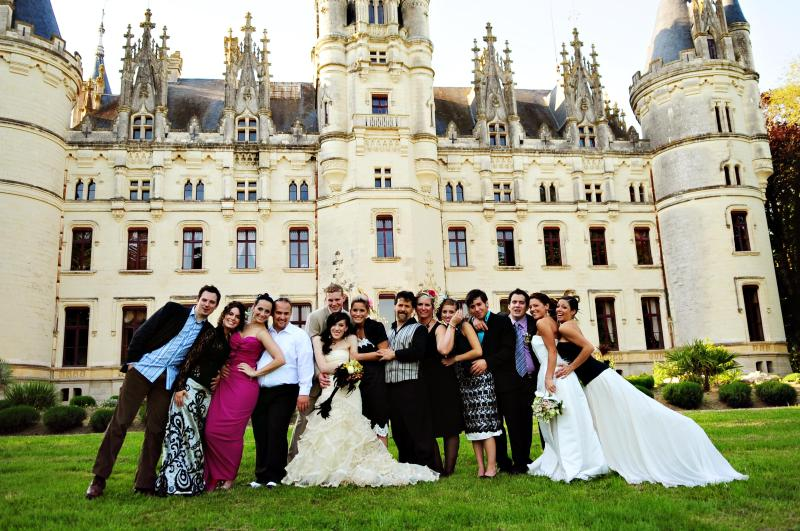 We Share Our Family Home with You - Loire Valley Chateau for Weddings and B&B Guests - Loire Valley - rentals