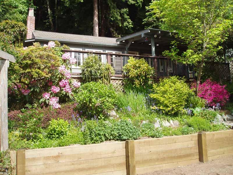 Keats View Cottage, Gibsons BC - Ocean View Character Cottage Near Vancouver - Gibsons - rentals