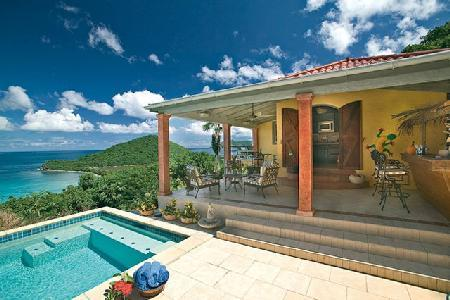 Tara - Beautiful villa in tranquil neighborhood with pool & lovely sea views - Image 1 - Belmont - rentals