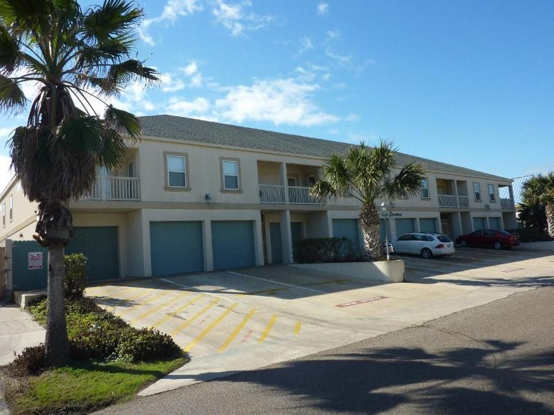 Exterior view of Las Puertas - Las Puertas (2bed/2bath) - South Padre Island - rentals