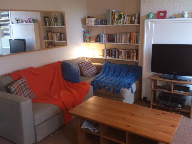 newly decorated living room - 7 Crawford Street, Millport, Isle of Cumbrae - Millport - rentals
