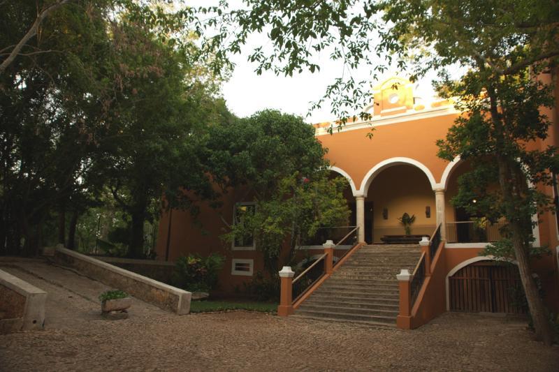 Main House - Itzincab, 14 bedroom private hacienda in Yucatan - Tecoh - rentals