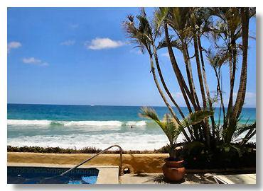 Beautiful Beach - Casa Serena, 2 Bedroom Condo on the Beach - Puerto Vallarta - rentals