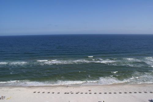 Incredible view from the 16th floor balcony! - Beach Colony Penthouse ~ 16th Floor, Gulf Front - Perdido Key - rentals