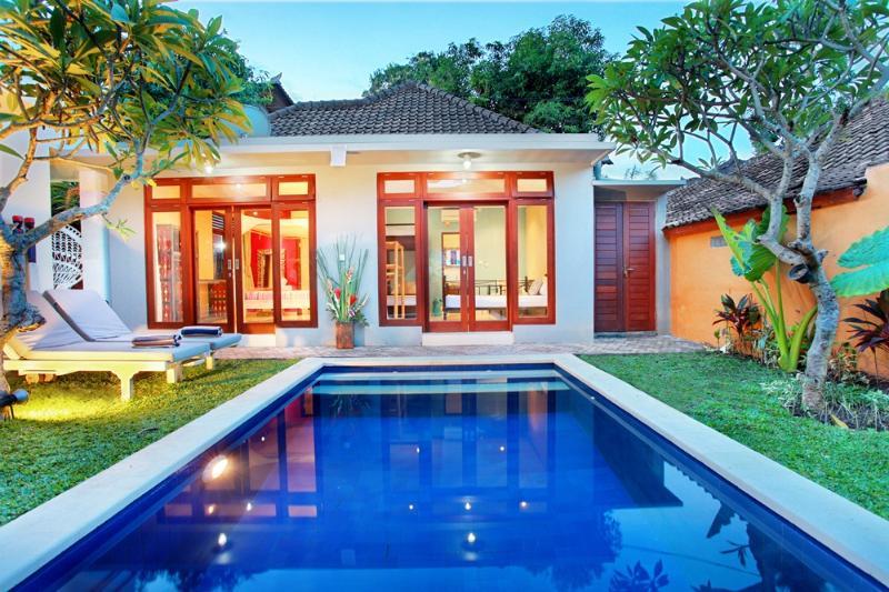 5 Bedroooms Legian Coccoon Beach Villa Seminyak - Image 1 - Kuta - rentals
