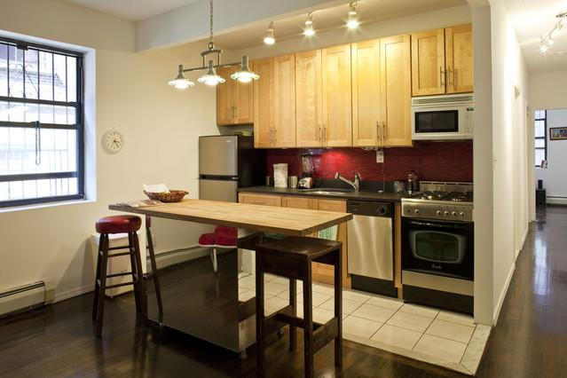 Furnished Garden Condo NYC Apartment-location! - Image 1 - Brooklyn - rentals