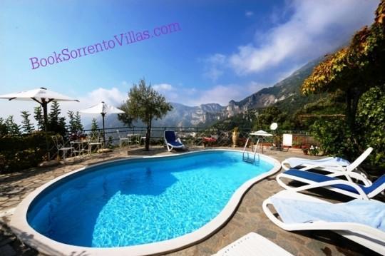 VILLA PARTENOPE - AMALFI COAST - Positano (Nocelle) - Image 1 - Positano - rentals