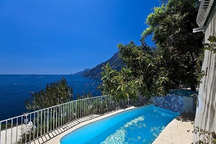 Villa Leoni Rent villa Positano - Image 1 - Positano - rentals