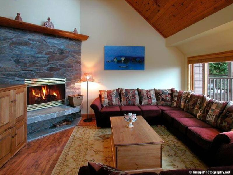HUGE ski-in/out townhouse to Blackcomb AND Whistler Mtns! LIVE RESERVATIONS! Save time & book online with VISA or MASTERCARD & get instant reservation confirmation! - Cedar Ridge - Whistler - rentals